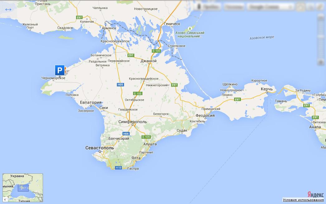 Мотопутешествие в Крым. 10 июня 2015. Межводное