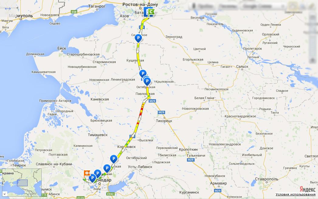 Мотопутешествие в Крым. 19 мая 2015. Сборы и выезд