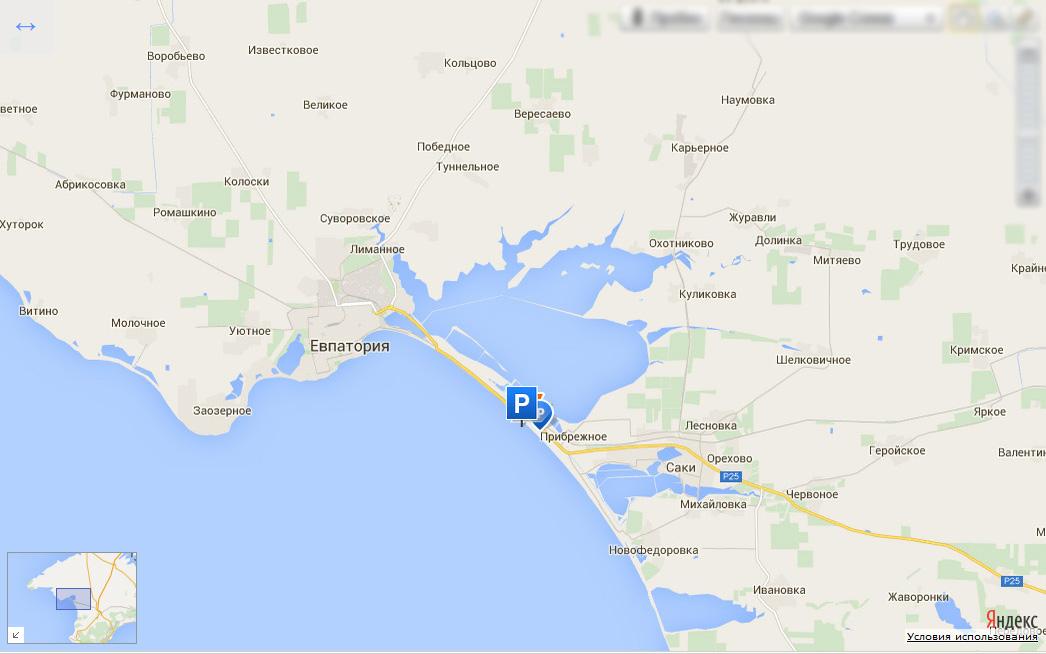 Мотопутешествие в Крым. 1 июня 2015. Евпатория