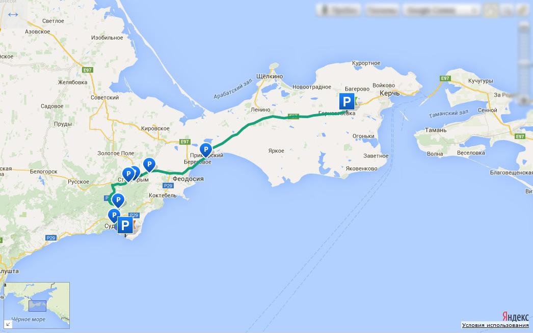 Мотопутешествие в Крым. 21 мая 2015. Сборы и выезд