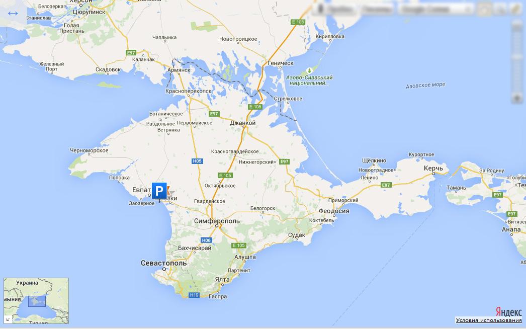 Мотопутешествие в Крым. 4 июня 2015. Евпатория