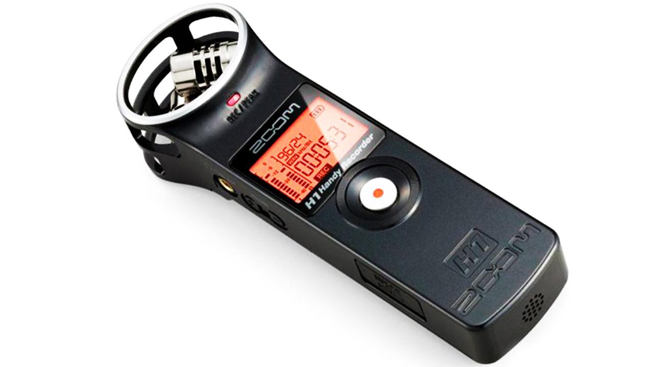 Микрофон Диктофон ZOOM H1