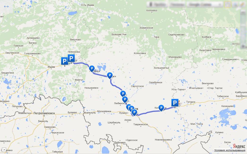 Мотопутешествие на Дальний Восток 2015. Омск