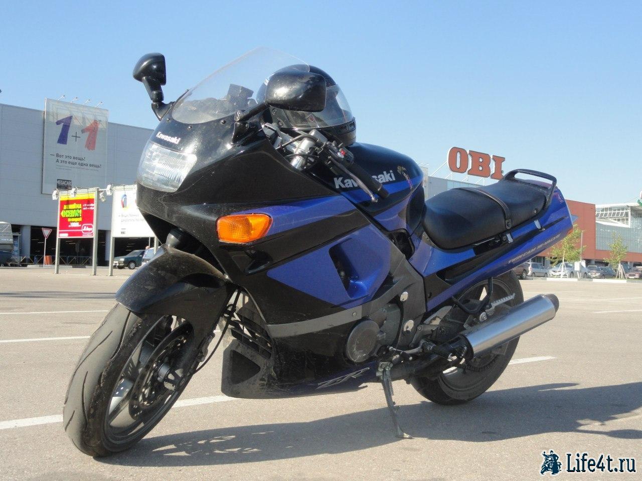 Покупка мотоцикла. Начало 2012